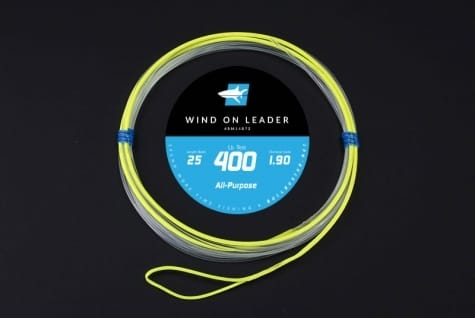 100Lb Test Wind-On Leader